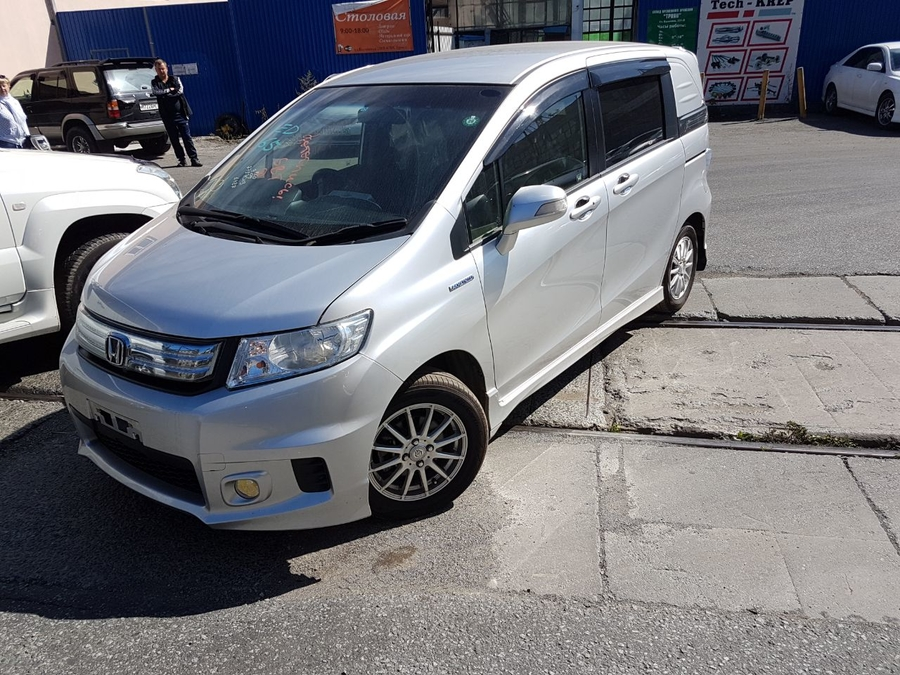 Продажа Honda Freed Spike в- tomskdromru